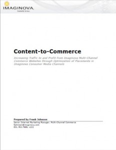 content-to-commerce