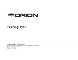 testplan