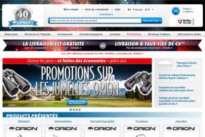 OrionTelescopes.eu/fr
