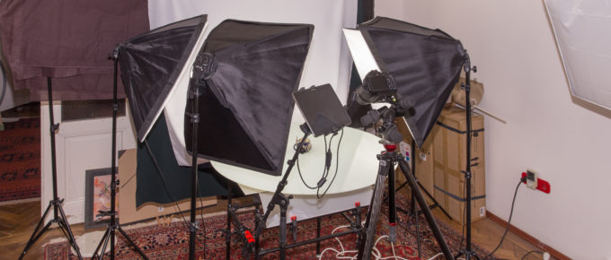 Studio for Product Photography and Videography